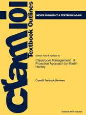 Studyguide for Classroom Management