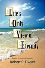 Life's Only View of Eternity
