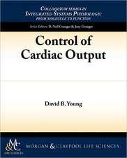 Control of Cardiac Output