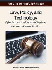 Law, Policy, and Technology