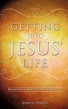 Getting Into Jesus' Life