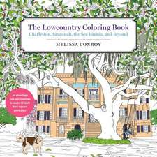 The Lowcountry Coloring Book
