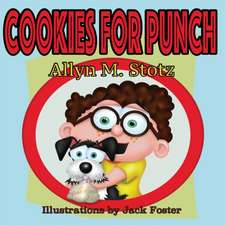 Cookies for Punch:  A Tale of Two Teddies
