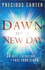 Dawn of a New Day:  Thirty Days of Devotions to Face Your Storm