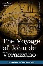 The Voyage of John de Verazzano