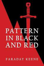 Pattern in Black and Red