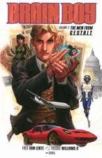 Brain Boy Volume 2: The Men From G.E.S.T.A.L.T.