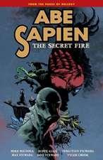 Abe Sapien Volume 7: The Secret Fire