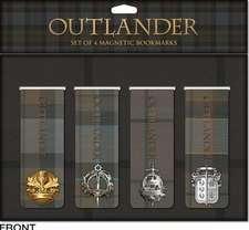 Semne de carte magnetice Outlander