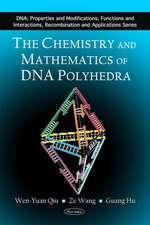 Chemistry & Mathematics of DNA Polyhedra