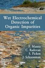 Wet Electrochemical Detection of Organic Impurities