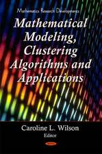 Clustering Algorithms & Mathematical Modeling