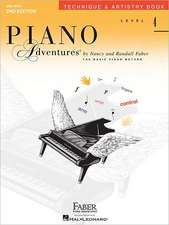 Piano Adventures, Level 4: Technique & Artistry Book