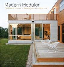 Modern Modular:  4 Architecture