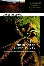 The Blood Of An Englishman: Kramer & Zondi Book 6