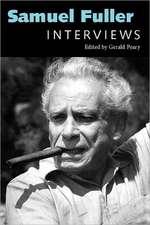 Samuel Fuller:  Interviews