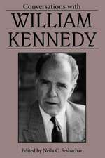 Conversations with William Kennedy