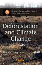 Deforestation & Climate Change