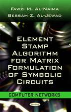 Element Stamp Algorithm for Matrix Formulation of Symbolic Circuits