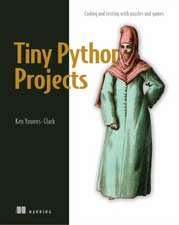 Tiny Python Projects