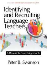 Identifying and Recruiting Language Teachers
