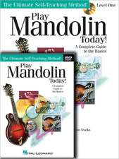 PLAY MANDOLIN TODAY BEG BK BKCDDVD