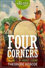 Four Corners, Volume 1:  The Adventures of Vincent Connor