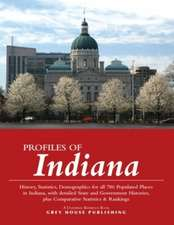 Profiles of Indiana, 2016:  Print Purchase Includes 3 Years Free Online Access