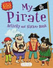 My Pirate Activity and Sticker Book:  Spring's Sparkle Sleepover