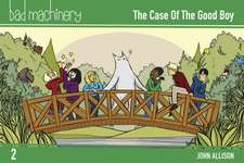 Bad Machinery Volume Two: The Case of the Good Boy, Pocket Edition