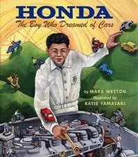 Honda:  The Boy Who Dreamed of Cars