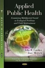 Applied Public Health
