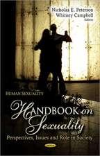 Handbook on Sexuality