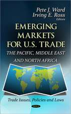 Emerging Markets for U.S. Trade