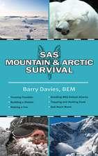SAS Mountain and Arctic Survival