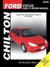 Chilton-Tcc Ford Focus 2000-11