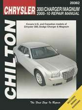 Chilton-Tcc Chrysler 300 Charger & Magnum 05-10