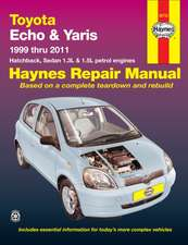 Toyota Echo & Yaris (99-11) Haynes Repair Manual
