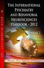 The International Psychiatry and Behavioral Neurosciences Yearbook