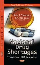National Drug Shortages