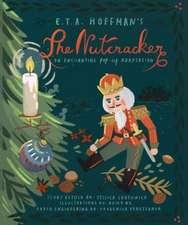 The Nutcracker: An Enchanting Pop-Up Adaptation
