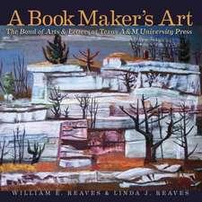 A Book Maker's Art