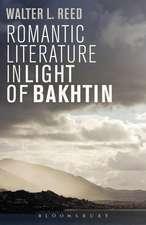 Romantic Literature in Light of Bakhtin