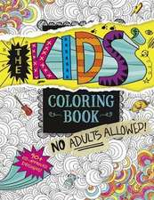 The Kids' Coloring Book