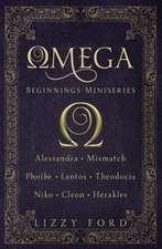 Omega Beginnings Miniseries