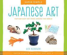 Japanese Art:  Fun and Easy Art from Around the World