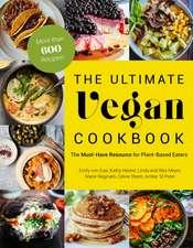 The Ultimate Vegan Cookbook