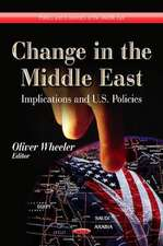 Change in the Middle East