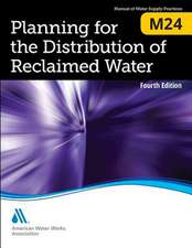 M24 Planning for the Distribution of Reclaimed Water