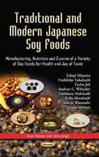 Traditional & Modern Japanese Soy Foods